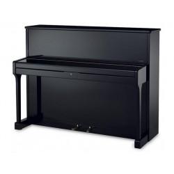 PIANO DROIT SAUTER Carus 114 Noir Poli OFFRE PROMOTIONNELLE