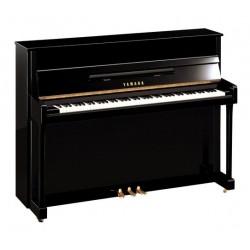 PIANO DROIT YAMAHA b2 113cm Noir brillant