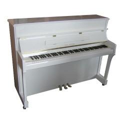 PIANO DROIT WILH.STEINER 111 Elegance blanc Brillant