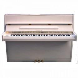 PIANO DROIT SAMICK JS-042 blanc Brillant 108cm