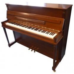 Piano Droit HELLAS Eroica 116 noyer satiné
