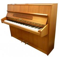 Piano Droit GEYER 112 moderne bois satiné