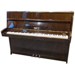 Piano droit RÖSLER 108 Moderne Noyer brillant