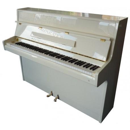 Piano Droit SAMICK SU-108S Ivoire brillant 108cm