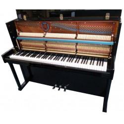 Piano Droit Seidl & Sohn SL113  Noir brillant