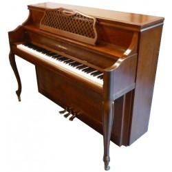 Piano Droit KAWAI 801F 114cm Noyer américain satiné