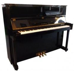 Piano Droit Kawai CX31S 121cm Noir brillant