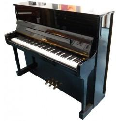 Piano Droit SCHLOGL 123 Exclusive Noir brillant