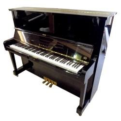 Piano Droit KAWAI BS-20 S 125cm Noir brillant