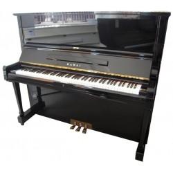 Piano Droit KAWAI DS-70 132cm Noir Brillant