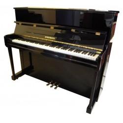 Piano Droit SCHIEDMAYER 121cm Noir brillant