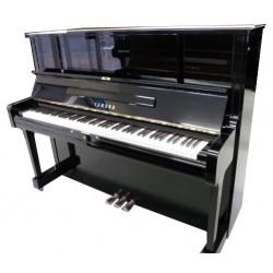 Piano Droit YAMAHA UX10 121cm Noir brillant