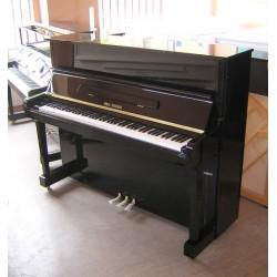 PIANO DROIT WILH.STEINER 120 PRESTIGE Noir Brillant