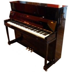 Piano Droit Seidl & Sohn 120SL Noir brillant