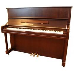 Piano Droit YAMAHA YU1 wn 121cm Noyer satiné