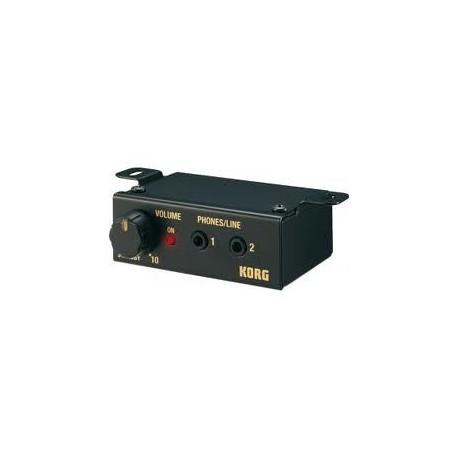 Système silencieux Korg KS-30 à capteurs optiques