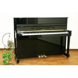Piano Droit KAWAI K-18 114cm Noir brillant