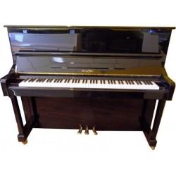 Piano Droit KIEFFER UP123 Noir brillant