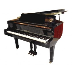 PIANO A QUEUE YAMAHA C3 186cm Noir Brillant