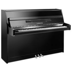 PIANO DROIT YAMAHA b1 109cm Noir Brillant edition ARGENT