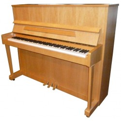 Piano Droit RÖSLER by PETROF 117 Aulne satiné