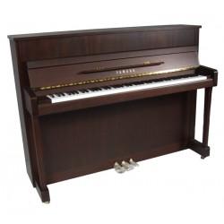 PIANO DROIT YAMAHA b2 113cm Noyer foncé ciré