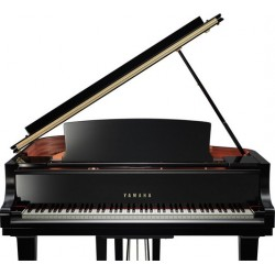PIANO A QUEUE YAMAHA C1X 161cm Noir brillant