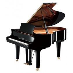 PIANO A QUEUE YAMAHA C2X 173cm Noir brillant