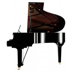 PIANO A QUEUE YAMAHA C2X 173cm Noir brillant