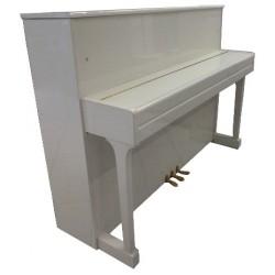 Piano Droit KAWAI CS09E Blanc brillant 114 cm