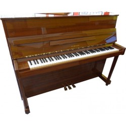 Piano Droit YAMAHA MC204 116cm Noyer brillant