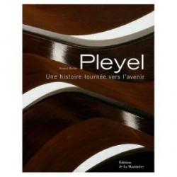 """LIVRE """"Pleyel, une histoire tournée vers l'avenir"""" par Arnaud Marion"""