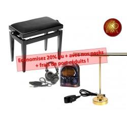 Pack Silent : Banquette + Casque + Lampe