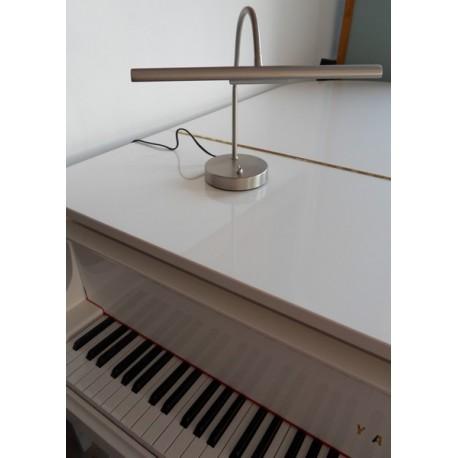 Lampe de piano chrome mat L 39100 CM