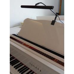 LAMPE PUPITRE PIANO A QUEUE Noir Mat L25028