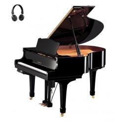 PIANO A QUEUE YAMAHA DISKLAVIER DC1XE3 161cm Noir Poli
