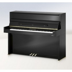 PIANO DROIT C.BECHSTEIN Millenium 116 K Noir Poli