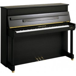 PIANO DROIT C.BECHSTEIN Classic 118 Noir Poli