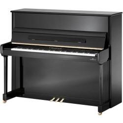 PIANO DROIT C.BECHSTEIN Elégance 124 Noir Poli