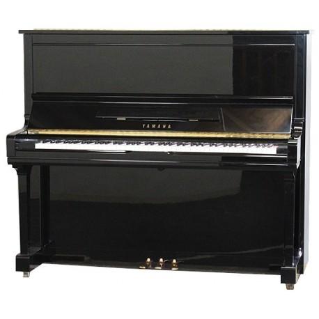 Piano Droit YAMAHA U300 Noir brillant 131cm