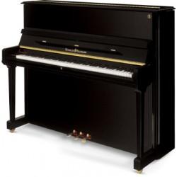 PIANO DROIT Schulze & Pollmann 126 P 6 noir brillant OFFRE SPECIALE