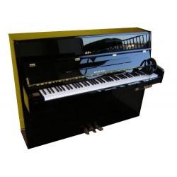PIANO DROIT SAMICK JS-043 SILENT Dream Noir ou Blanc Brillant