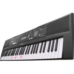 Clavier YAMAHA EZ-220 avec touches lumineuses : parfait pour l'apprentissage et l'amusement  ***NOUVEAUTE***