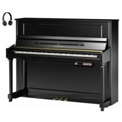 PIANO DROIT SAMICK JS-118 RD Classique Noir Brillant DREAM ***OFFRE SPECIALE***