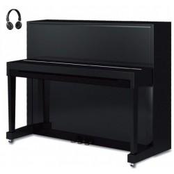 PIANO DROIT SAMICK JS-118 Harmonie DREAM Noir ou Blanc Brillant