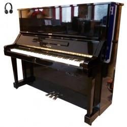 Piano Droit YAMAHA UX Silent 131cm Noir brillant