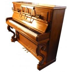 Piano Droit RAMEAU Antibes 112cm Noyer satiné