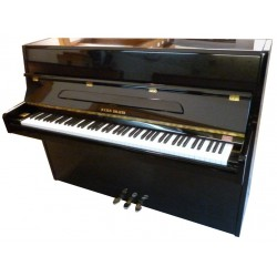 Piano Droit JULIUS DRAYER JD042 109cm Noir poli