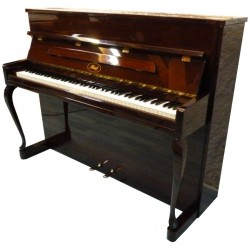 Piano Droit IBACH Mod B 110cm Acajou brillant