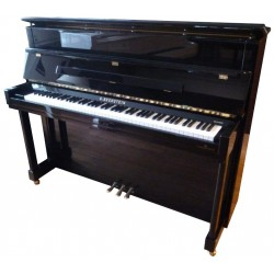 PIANO DROIT C.BECHSTEIN 118 Classic Noir brillant ***RECENT RARE***